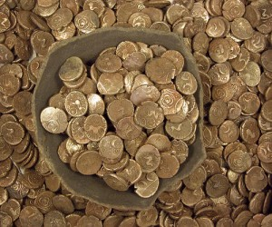 Wickham Market Iron Age Coin Hoard